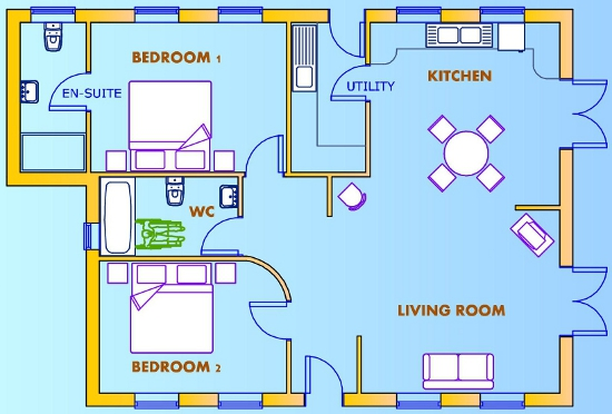 Home ideas Bad floor plans examples